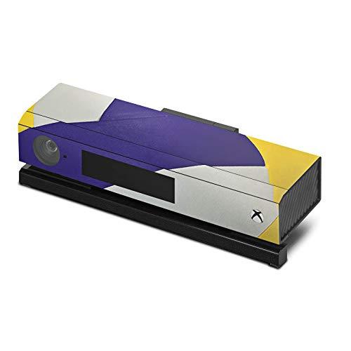 DeinDesign Skin kompatibel mit Microsoft Xbox One Kinect Aufkleber Folie Sticker Volleyball Sport Ball