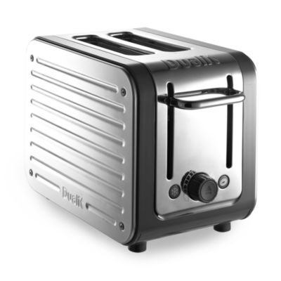 Dualit Architect 2 Scheiben Toaster, 8 Bräunungsstufen, Modell 26535, 1200 W