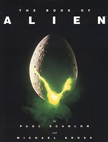Book of Alien por Paul Scanlon