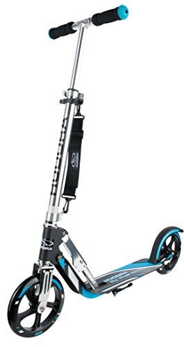 Hudora Big Wheel LB 205 blau Scooter Roller extra große Räder 14903 Funsport