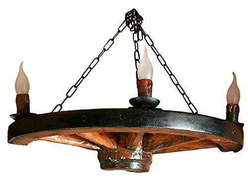 Lampadario Rustico In Ferro Battuto : Lampadario rustico legno usato vedi tutte i prezzi