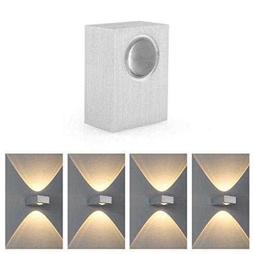 liqoo-led-6w-sconce-wall-lamp-light-hallway-up-down-lighting-aluminum-warm-white-440-lumen