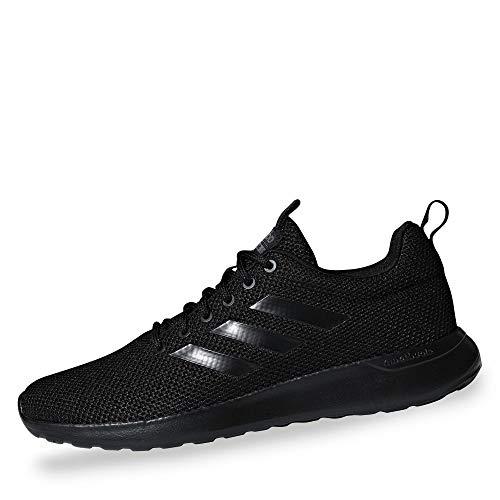 adidas Lite Racer CLN F34574, Sneakers Basses Homme, Noir (Black), 45 1/3 EU