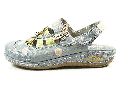 Mustang 1240-703 sandales femme Blau