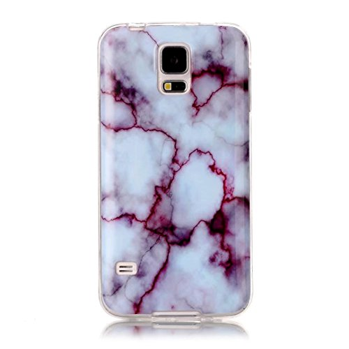iPhone 6s / iPhone 6 case,DaYanGeGe TPU Gel Silicone Protettivo Skin Custodia Protettiva Shell Case Cover Per iPhone 6s / iPhone 6 - Marmo Design L02