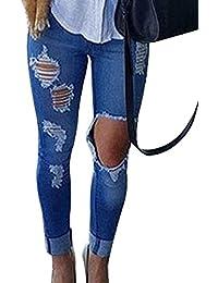 suchergebnis auf f r zerrissene jeans damen damen bekleidung. Black Bedroom Furniture Sets. Home Design Ideas