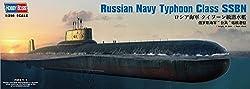 Hobby Boss 83532 Modellbausatz Russian Navy Typhoon Class Ssbn