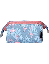 House of Quirk Grey Toiletry Bag