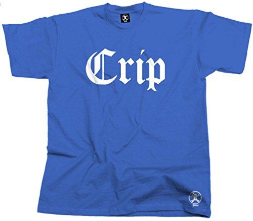 Dibbs Clothing Herren T-Shirt Blau - Blau