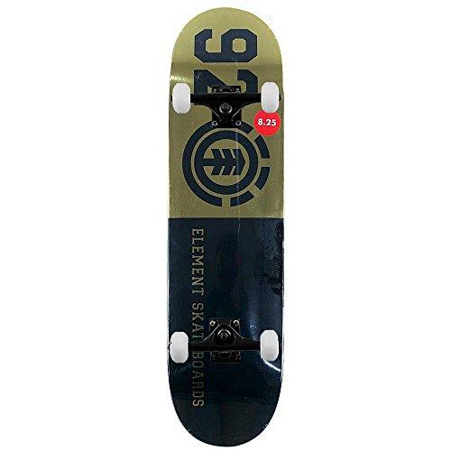 element-skateboards-92-gold-folie-edition-komplett-skateboard-21-cm