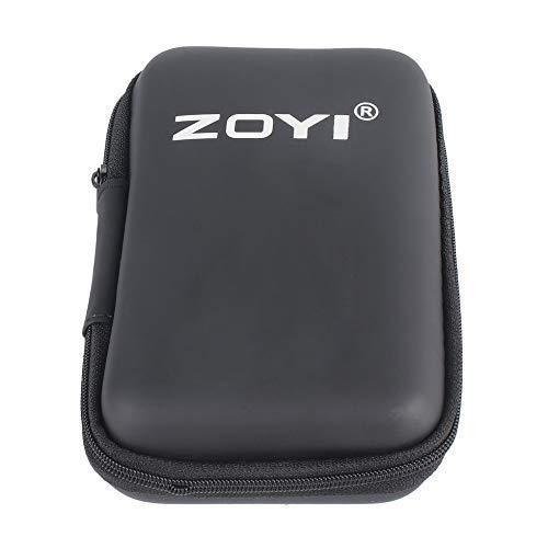Sen-Sen Multimeter Handheld Package Tool Carry Bag Electrical Tester Pockets Packs Black