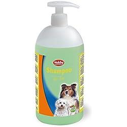 Nobby 75882 Shampoo für Hunde, 1000 ml - Teebaum