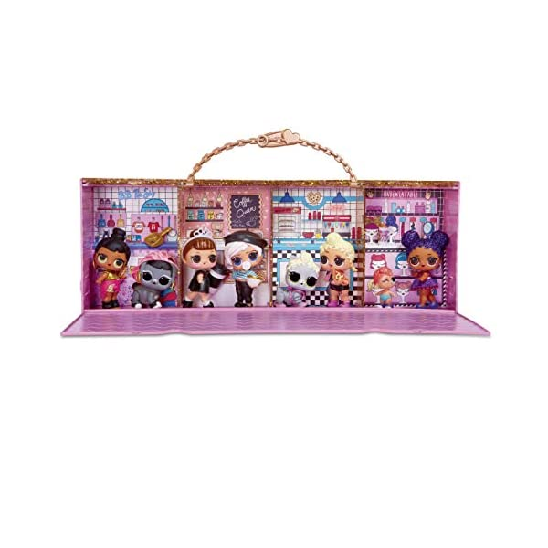 L.O.L. Surprise! - Pop Up Store Playset con Muñeca Exclusiva (MGA Entertainment) 3