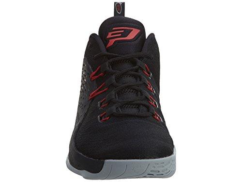 Jordan CP3.X 854294-012 Herrenschuhe, Schwarz Schwarz