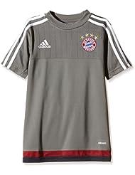 Adidas maillot d'entraînement en jersey pour supporter du fC bayern