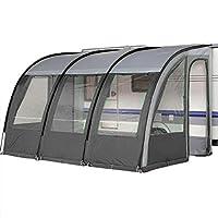 Leisurewize Xplorer Motorhomes 526 Caravan Ontario Porch Awning 390 Charcoal 25