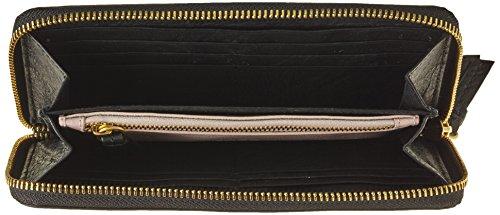 BREE  BRIGITTE 117, Portefeuille femme Noir - Noir (noir 900)