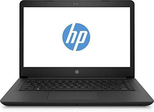 HP 14-bp003ng (14 Zoll / HD SVA) Laptop (Intel Core i5-7200U, 4 GB RAM, 1 TB HDD, Intel HD Grafik, Windows 10 Home 64) schwarz