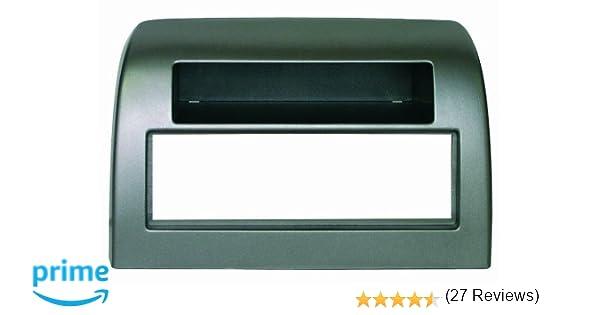 Motor: piezas y accesorios Phonocar 3/387 Mascherina con foro ISO colore argento LANCIA Ypsilon 0311 Coche: Hi-Fi, GPS y tecnología