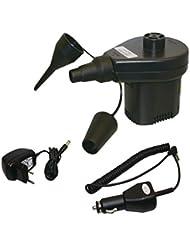 High Peak Pompe Accu/Electro 12 V/230 V rechargeable Noir 15,1 x 11,3 x 13,2 cm