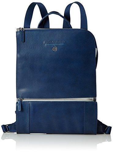 Piquadro CA4026S92/BLU Mamore' Zaino Casual, 38 cm, Blu