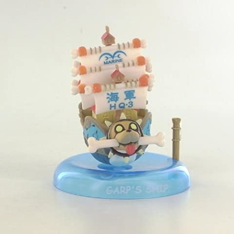One Piece Figurine Navire Yura Yura Pirates Ship Collection 1
