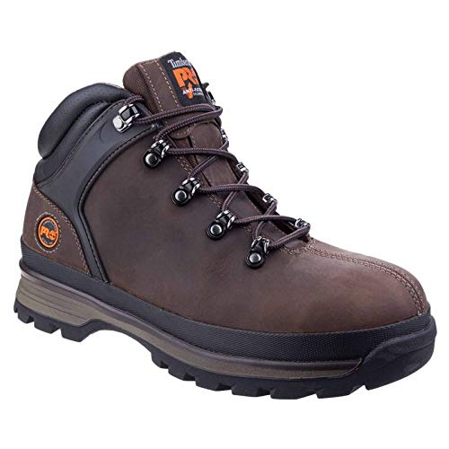 Timberland Pro 25948 split Rock XT Safety Boot Brown size 9