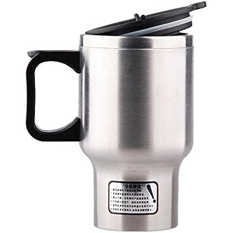 XY-Coche eléctrico taza en una taza de agua hirviendo con calentador de agua taza de calefacción , steel quality ,