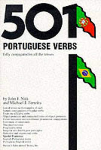 501 Portuguese Verbs: Fully Conjugated in All the Tenses in a New Easy-To-Learn Format Alphabetically Arranged