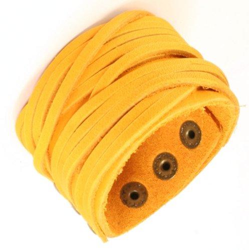 Cored Herren-Armband Leder Q020