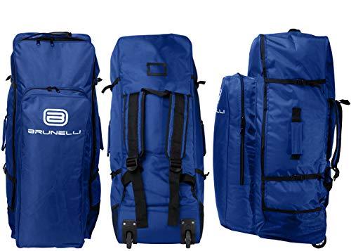Brunelli Roller Bag Boardbag mit Rollen Inflatable iSUP Stand Up Paddle Board SUP Rucksack 120l