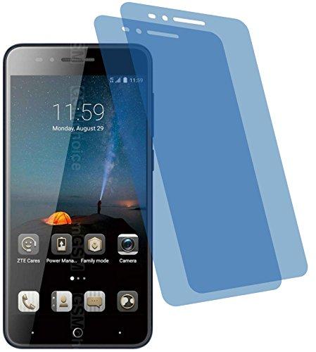 4ProTec 2X ANTIREFLEX matt Schutzfolie für ZTE Blade A612 Premium Bildschirmschutzfolie Displayschutzfolie Schutzhülle Bildschirmschutz Bildschirmfolie Folie