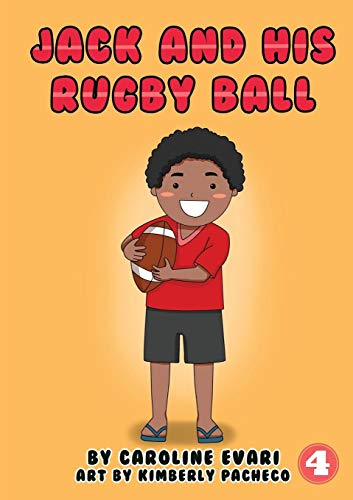 Jack And His Rugby Ball