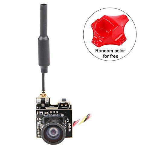 Crazepony Micro-UK FPV 5.8G 40CH 25mW AIO Camera Sender mit Y-Splitter für FPV Drone -