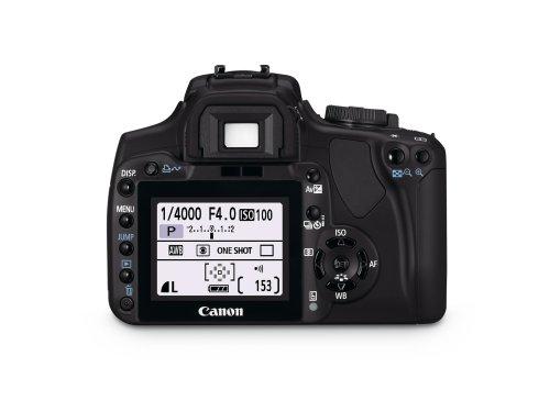 Canon EOS 400D SLR-Digitalkamera (10 Megapixel) inkl EF-S18-55 - 2