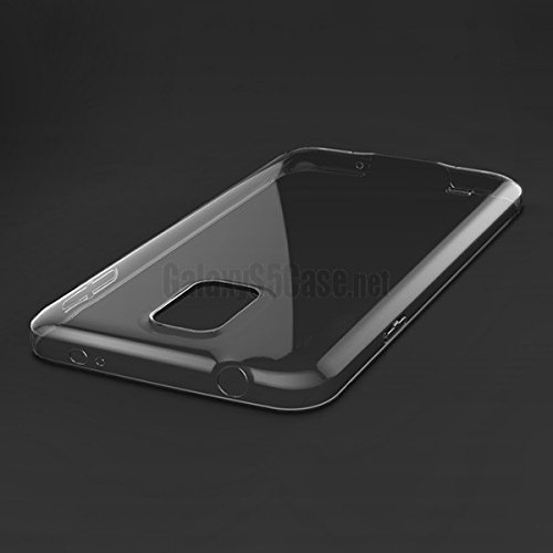 Ultra Thin 0.3mm Clear Transparent Flexible Soft TPU Slim Back Case Cover For Sony Xperia M2 DUAL SIM