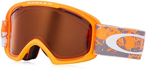 Oakley Herren Schneebrille O Frame 2.0 XL Arctic Fracture Orange