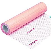 Rayher - Papel adhesivo de doble cara (100 x 45 cm, grosor: 0,07 mm)