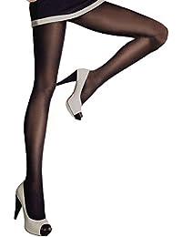 Gatta Fashion Rosalia 40den - blickdichte Damen Feinstrumpfhose aus Microfaser Lycra