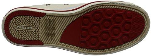 Sneakers Alte Da Uomo Con Magneti Diesel Bianchi (t1002)