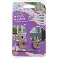 Preisvergleich für Dreambaby M00002916 Fenster Locks
