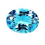 Star Gems 15.25 Ratti Certified Natural Blue Topaz/Amethyst...