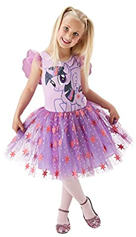 Rubies 3620100 - MLP Twilight Sparkle Deluxe - Child, Action Dress Up