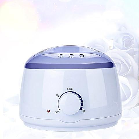 Soriace® Chauffe Cire Professionnel, 400ML Chauffe-Cire Appareil Chauffe Cire, Utilisé
