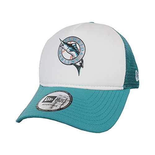 New Era Coast to Coast Adjustable Snapback Trucker Cap