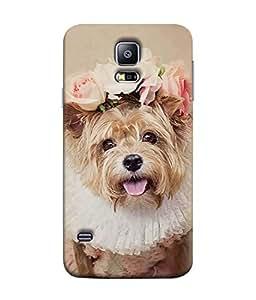 Fuson Designer Back Case Cover for Samsung Galaxy S5 Mini :: Samsung Galaxy S5 Mini Duos :: Samsung Galaxy S5 Mini Duos G80 0H/Ds :: Samsung Galaxy S5 Mini G800F G800A G800Hq G800H G800M G800R4 G800Y (be awesome pretty cute relax )