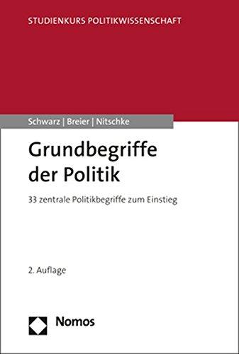 Grundbegriffe der Politik