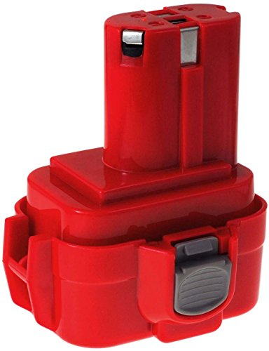 Galleria fotografica Batteria compatibile per Makita tipo 9120 2000mAh, NiCd, 9,6V, 19Wh, nero