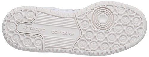 adidas Originals Veritas Lea, Scarpe da Basket Unisex - Adulto Bianco (Weiß (Ftwr White/Ftwr White/Chalk White))