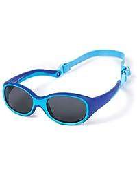 2b92db7725 Kiddus Outdoor Gafas de sol niño niña, de 2 a 6 años Extra flexible y